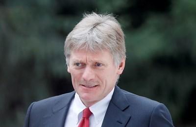Дмитрий Песков. Снимка: Ройтерс
