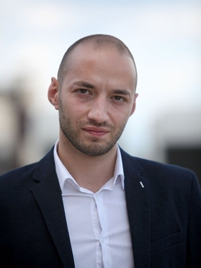 Политологът Димитър Ганев