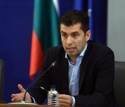 Министър Петков  ще обяви новите  членове на надзора  в близките дни.  СНИМКА:  ВЕЛИСЛАВ  НИКОЛОВ