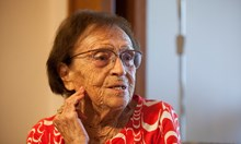 Софи Пинкас, която на 18 г. отиде на фронта - за 9 септември и концлагерите