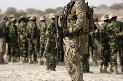 Няма пострадали български военнослужещи при ракетен обстрел на летище Кандахар в Афганистан.  СНИМКА : Архив