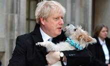 Борис Джонсън печели смазващо изборите