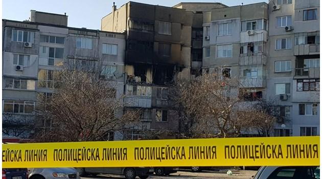 Двете версии за взрива във Варна: Отхвърленият полицай се самоубива в огнения ад