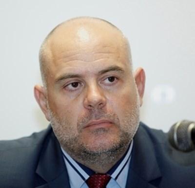 Главният прокурор Иван Гешев