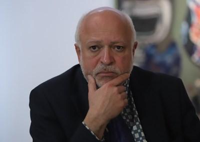 Проф. Велислав Минеков - служебен министър на културата СНИМКА: Архив