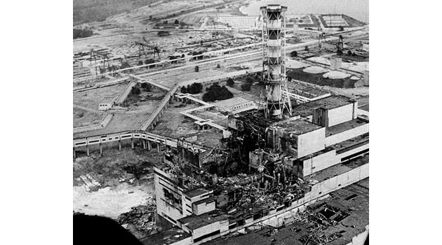 След аварията в АЕЦ - Чернобил ген. Джуров забранява войската да се храни с прясно месо и зеленчуци