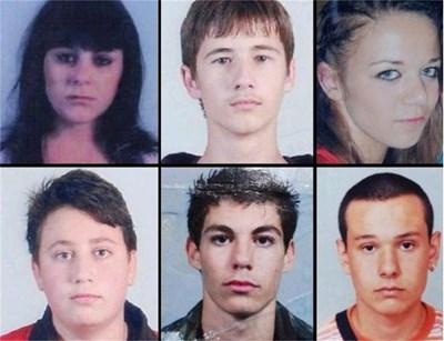 Загиналите деца  Снимки: blitz.bg