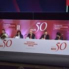 Заседанието на 50-ия конгрес на БСП днес ще продължи с гласуване на състава на новия Национален съвет. Снимка Йордан Симеонов