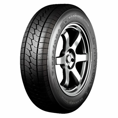 Новата всесезонна гума за ванове и микробуси на Firestone - Vanhawk Multiseason