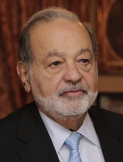 Карлос Слим СНИМКА:Уикипедия