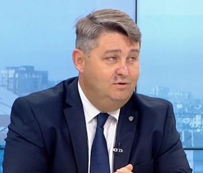 Евгени Иванов, кандидат за член на ВСС от квотата на прокуратурата
