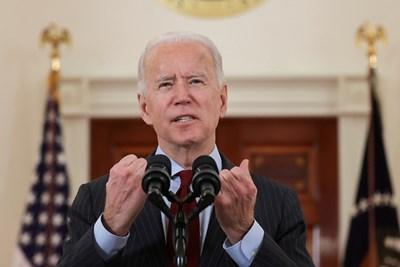 Президентът на САЩ Джо Байдън СНИМКИ: Ройтерс
