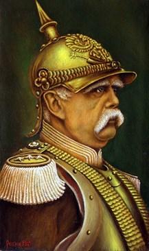 Железният канцлер Ото фон Бисмарк