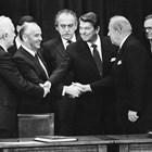Роналд Рейгън едва ли е знаел, че в секретния план на Юрий Андропов на Михаил Горбачов е дадена именно тази роля - да разруши системата.