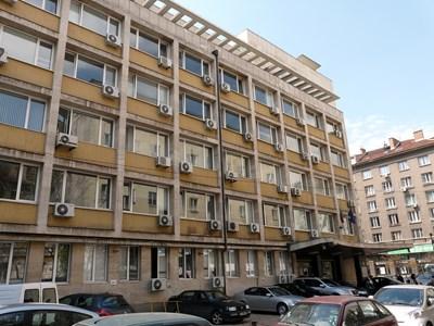 Сградата на Министерство на икономиката