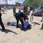 """Сцени от размириците и арестите в парк """"Росенец"""" Снимки: Димчо Райков"""