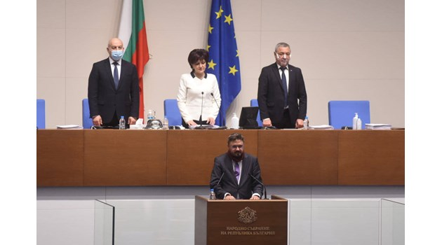 Кирил Вълчев е новият шеф на БТА (Снимки)