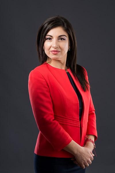 Надя Клисурска