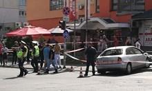 Кола се вряза в търговски център в София, шофьорът бил пиян (Обновена, снимки)