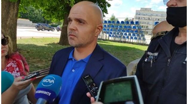 Главният секретар на МВР: Провокаторите на протестите не знаят кой им е врагът