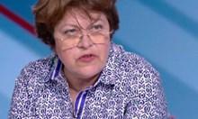 Татяна Дончева критикува правителството: Не може селски началник да е шеф на национална служба