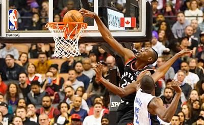 Мач от NBA Снимка: Ройтерс