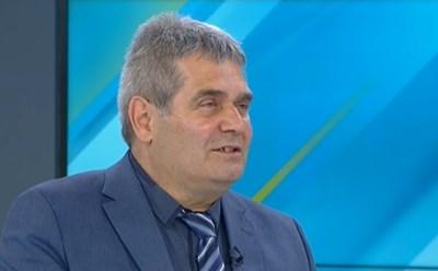 Кметът на Радомир Пламен Алексиев КАДЪР: БНТ