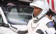 Първият чернокож астронавт на МКС