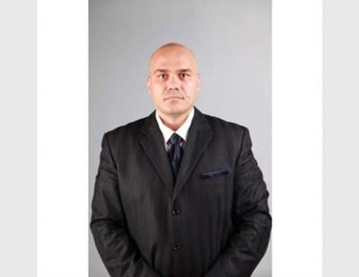 Председателят на 16 РИК Спас Шуманов