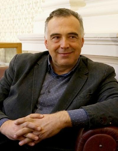 Антон Кутев СНИМКА: Десислава Кулелиева