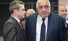 """Борисов към bTV: """"С вас не разговарям"""". Медията агитирала в деня на вота срещу ГЕРБ с кадри от 1989 г."""