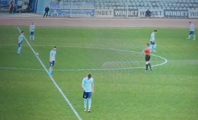 """С футболисти от 21 век """"Дунав"""" спечели първата си контрола с 13:0"""