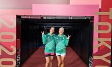 Габриела и Стефани Стоеви с второ поражение - остана им един мач в Токио