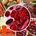 Кои храни повишават хемоглобина