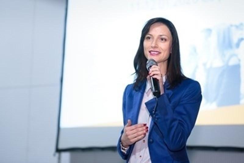 Еврокомисарят по иновациите, научните изследвания, културата, образованието и младежта Мария Габриел СНИМКА: Архив