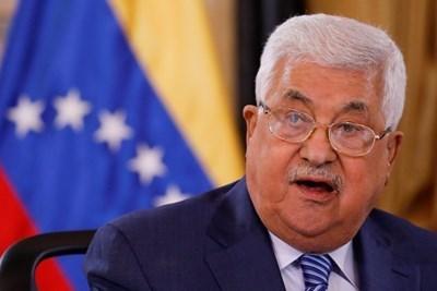 Палестинският президент Махмуд Абас СНИМКА: РОЙТЕРС
