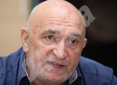 Дамян Илиев, изпълнителен директор на Българска агенция по безопасност на храните СНИМКА: 24 часа
