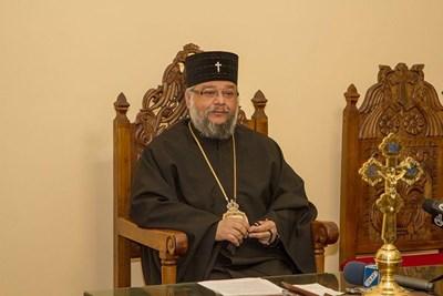Дядо Киприан ще донесе Благодатния огън в Стара Загора направо от Йерусалим.  СНИМКА: Ваньо Стоилов