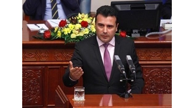 "Заев ядосан на Борисов. Казал, че Стево Пендаровски е ""северномакедонски политик"""