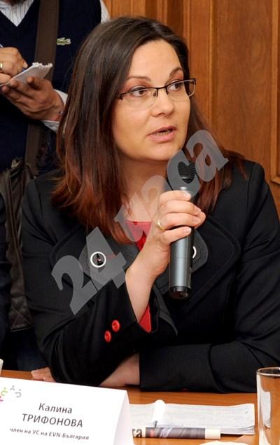 Калина Трифонова
