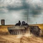 Военните от Карловската бригада продължават да провеждат занятия по бойна подготовка