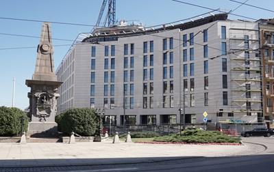 Най-новият петзвезден хотел в София - Hyatt, започва да приема посетители от 1 септември.