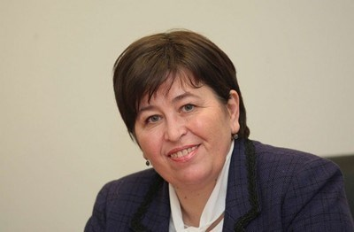 Стела Балтова СНИМКА : Архив