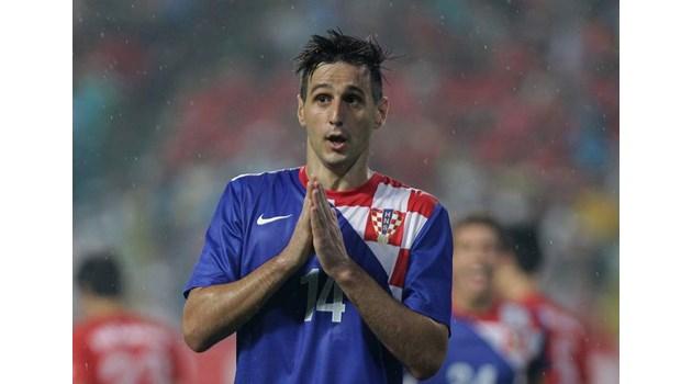 Селекционерът на Хърватия изхвърли Калинич от отбора