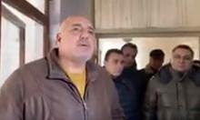 Борисов: Надявам се ремонтът в Перник да приключи преди да се достигне мъртвия обем (Видео)