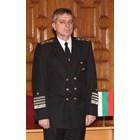 Адмирал Емил Ефтимов е новият началник на отбраната