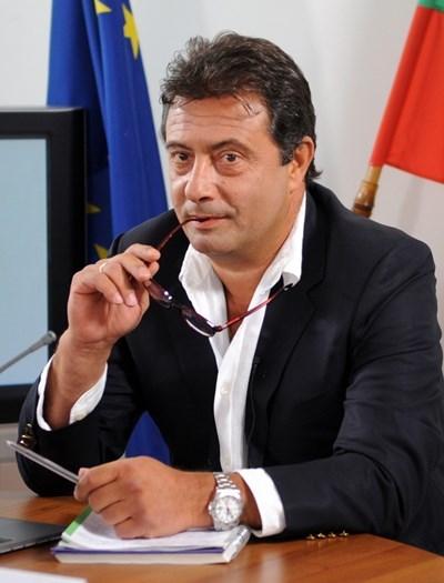 Генералният директор на БНТ Константин Каменаров
