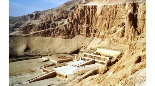 Мистериозната древна гробница съдържа остатъци от могъща забравена богиня