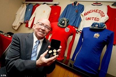 Почина легендарният английски футболист Ноби Стайлс