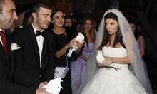 """Александра Арабаджиева само за """"168 часа"""": Разходите за сватбата ни бяха разумни"""